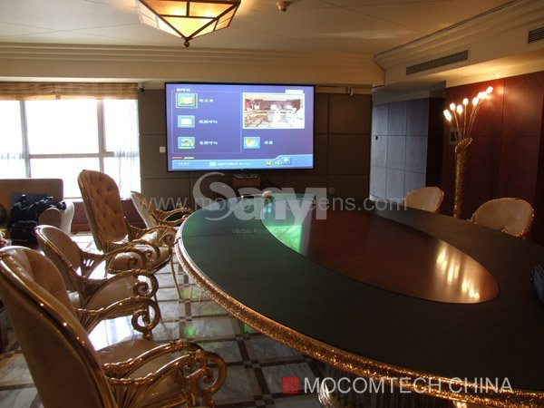 projection screen high gain, mocom solstice screen