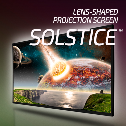 "projection screen ""solstice"""