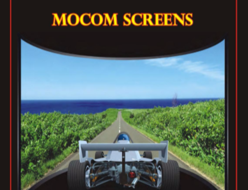 Mocom Screens for VR/Simulation Catalogue